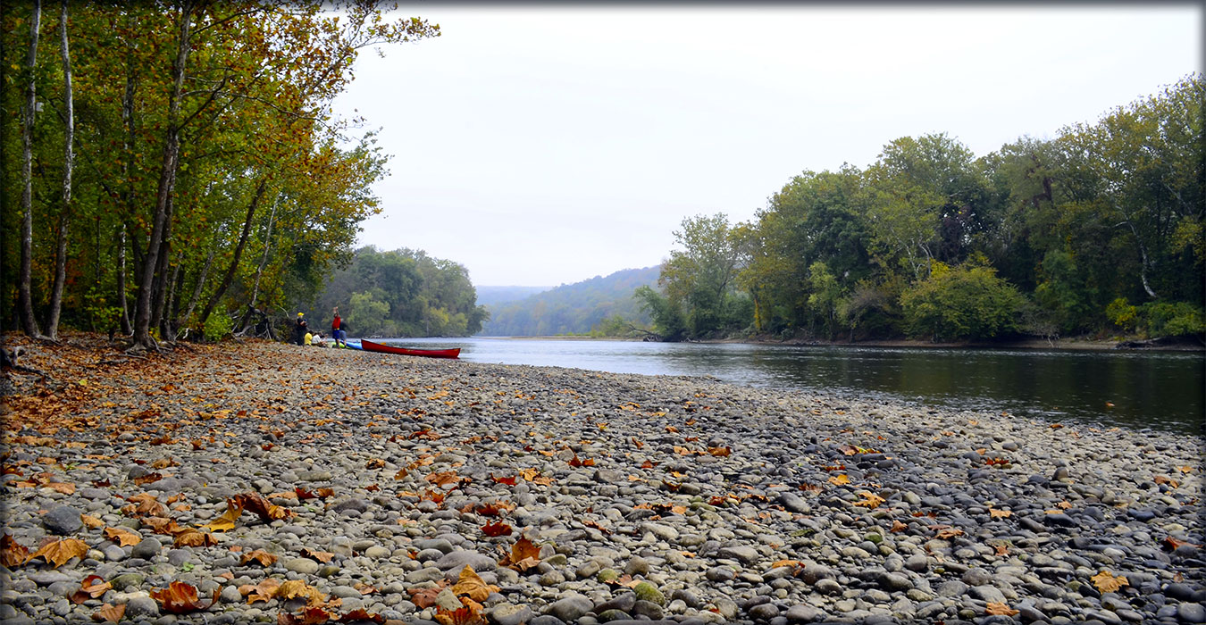 Welcome to the Delaware River Greenway Partnership