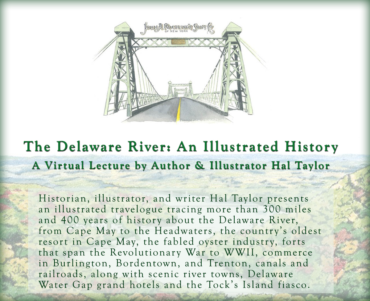 The Delaware River: An Illustrated History